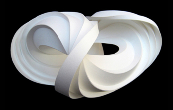 making #samples for #teaching #origami #curved #pleats #circles ...   222x349